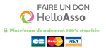 Faire un don à l'association Helloasso